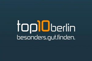Logo top10berlin